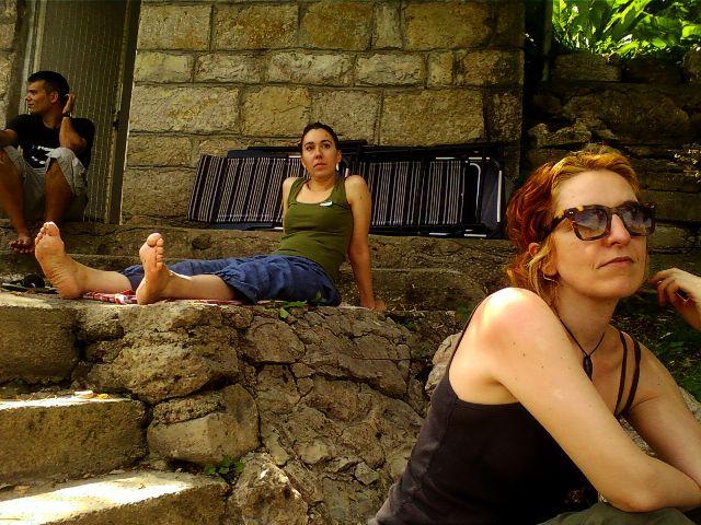 Jelena Goran i ja